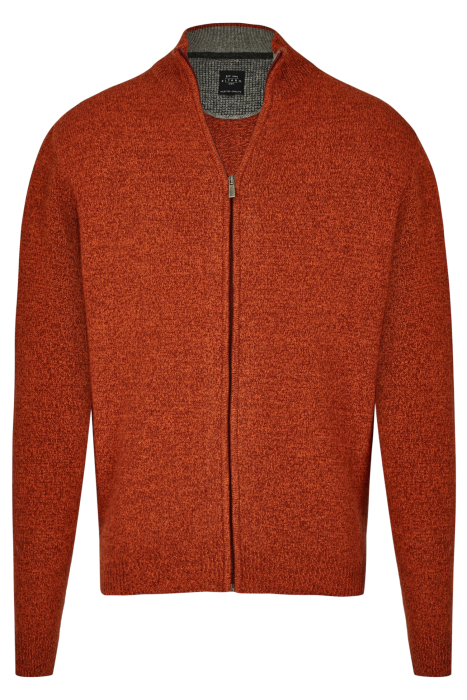 Kitaro Strickjacke orange