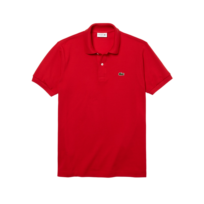 Lacoste Polo rot