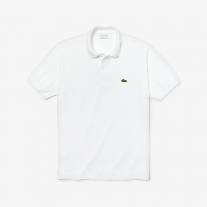 Lacoste CLASSIC Polo weiss